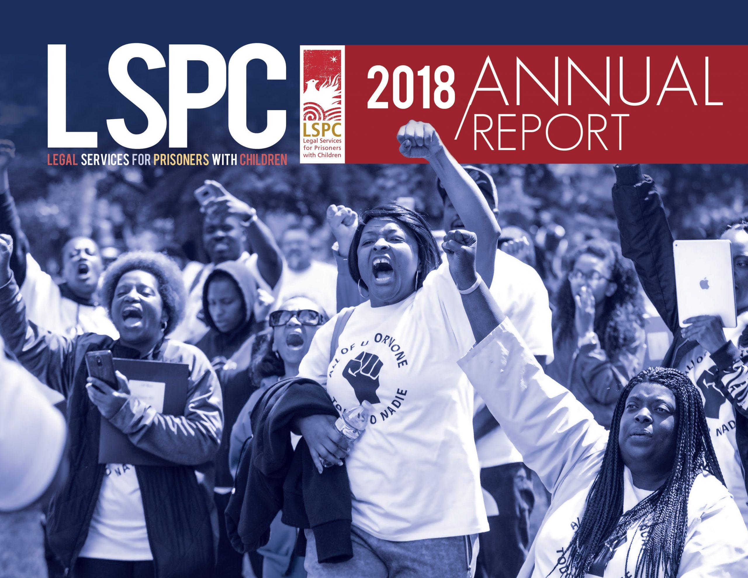 2018 LSPC Annual Report SPREAD-1