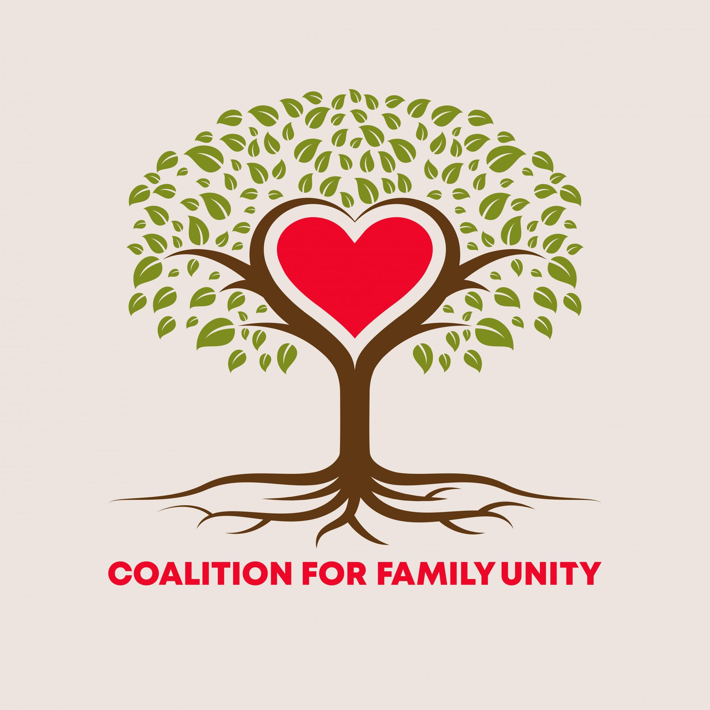 coalition for family unity 2 red